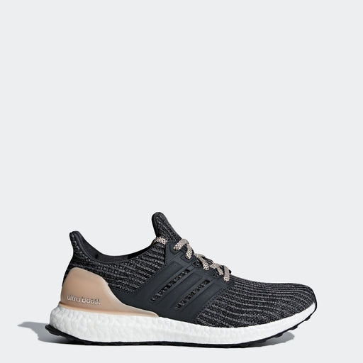Women's Adidas Running Ultraboost Shoes Gray Carbon and Ash Pearl