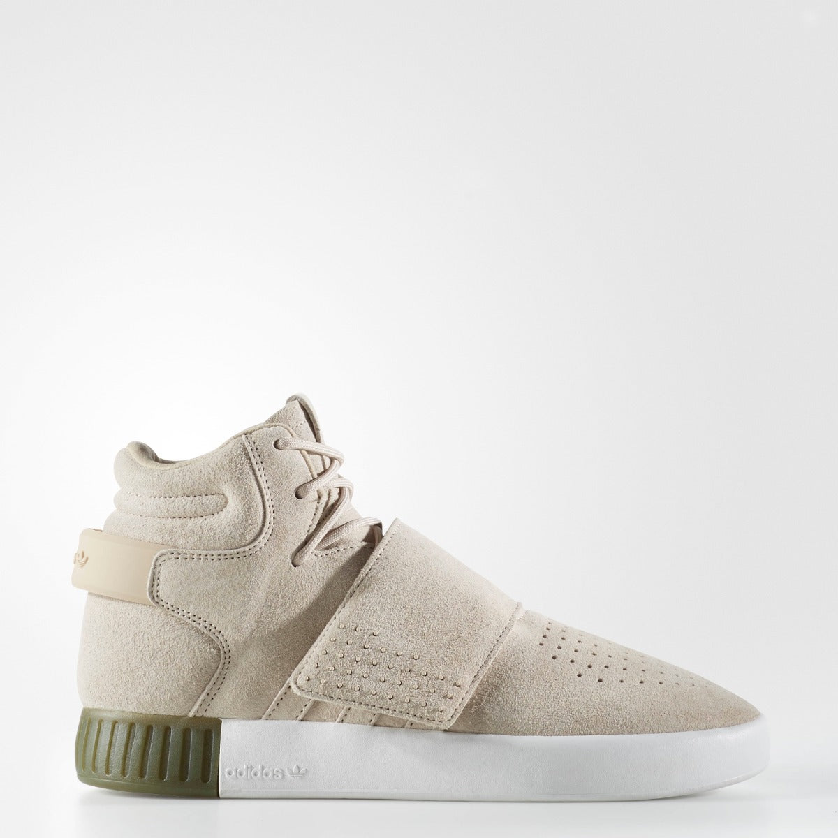 Women s adidas Originals Tubular Invader Strap Clay Brown 53b33a404f