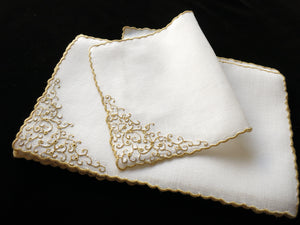 Marghab Thousand Eye Cocktail Napkins