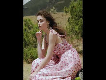 Load and play video in Gallery viewer, Zimena Floral Printed Dress