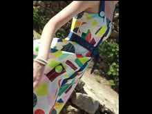 Load and play video in Gallery viewer, Elicia Printed Dress