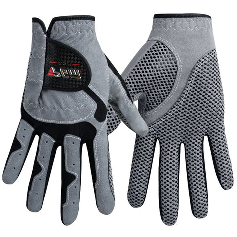 Micro Fiber Soft Breathable Golf Glove 3 Colors Available
