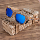 BOBO BIRD MIRROR COATING AG021 - Wooodster - Wooden Watches, Sunglasses & Accessories