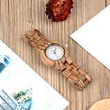 BOBO BIRD LUXURY C-O29 - Wooodster - Wooden Watches, Sunglasses & Accessories