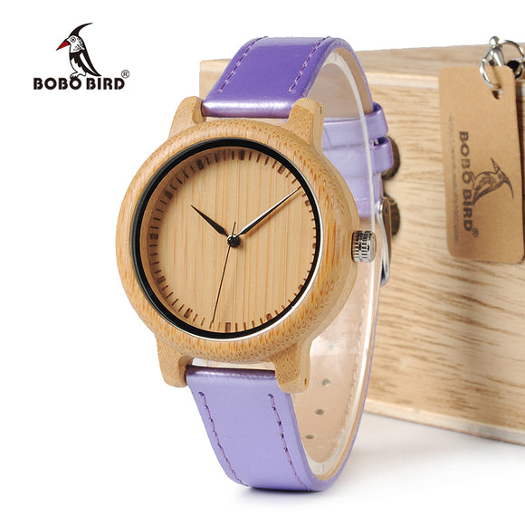 BOBO BIRD WJ07 - Wooodster - Wooden Watches, Sunglasses & Accessories