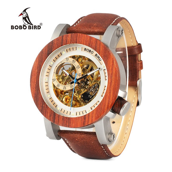 BOBO BIRD WK12 - Wooodster - Wooden Watches, Sunglasses & Accessories