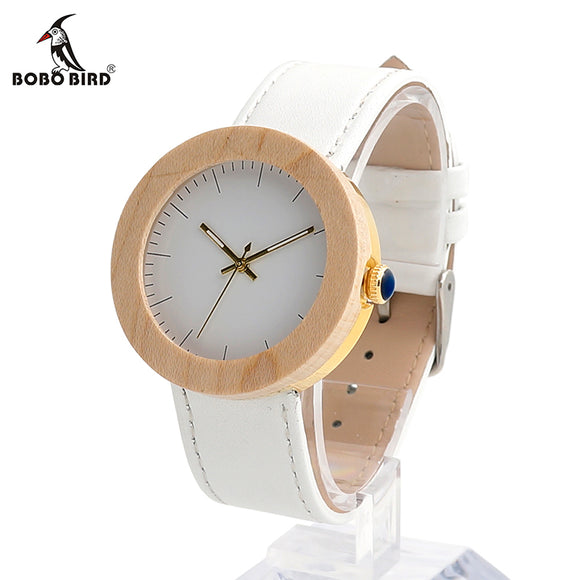 BOBO BIRD V-J28 - Wooodster - Wooden Watches, Sunglasses & Accessories