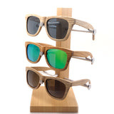 BOBO BIRD Handmade Wooden Polarized Sunglasses - Wooodster - Wooden Watches, Sunglasses & Accessories