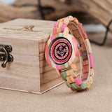 BOBO BIRD WP08 - Wooodster - Wooden Watches, Sunglasses & Accessories