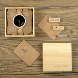 BOBO BIRD P16 - Wooodster - Wooden Watches, Sunglasses & Accessories