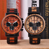 BOBO BIRD E/P09/Q26-1 - Wooodster - Wooden Watches, Sunglasses & Accessories