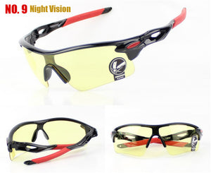 Windproof gafas Sunglasses