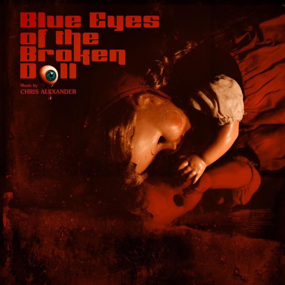 Blue Eyes of the Broken Doll - Limited Edition Digipak CD