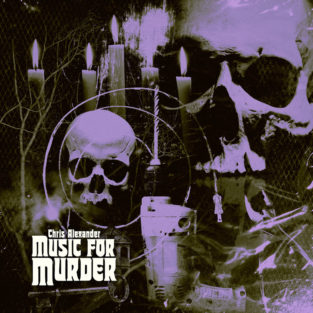 Music for Murder - Limited Edition Signed Vinyl