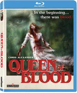 Queen of Blood (also includes Blood for Irina) - Blu-ray
