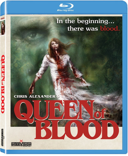 Queen of Blood (also includes Blood for Irina) - Signed Blu-ray