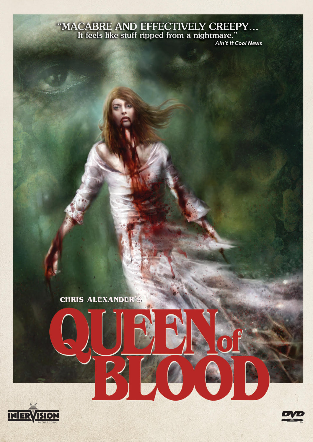 Queen of Blood (also includes Blood for Irina) - Signed DVD