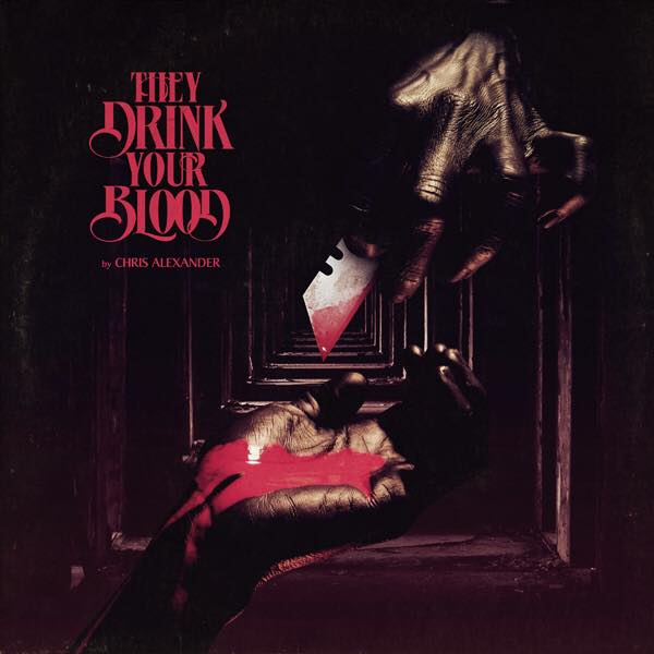 They Drink Your Blood - Limited Edition Digipak CD