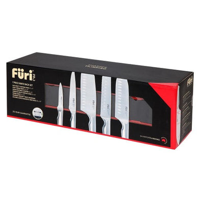 Furi Pro Magnetic Wall Rack 7pc set
