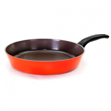 Neoflam Reverse 28cm Fry pan induction Red