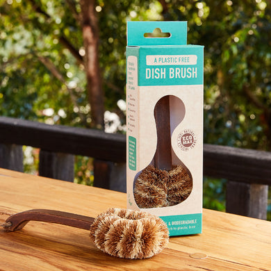 Eco Max Dish Brush - Premium boxed