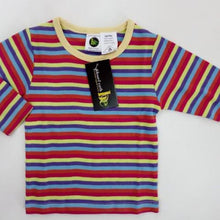 Load image into Gallery viewer, Baby Long Sleeve Crews - Stripe