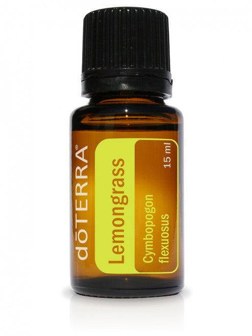 Lemongrass - Essential Oil 15ml