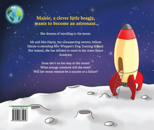 Maise's Moon Mission - book