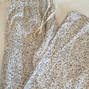 Ladies Pyjama Pants in Simple luxury