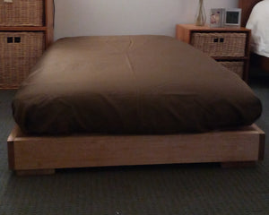 Natural Timber Dog Bed Bases