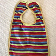 Load image into Gallery viewer, Baby Bib - Stripe