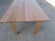 Load image into Gallery viewer, Natural Timber Dining Table