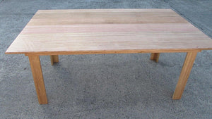 Natural Timber Dining Table