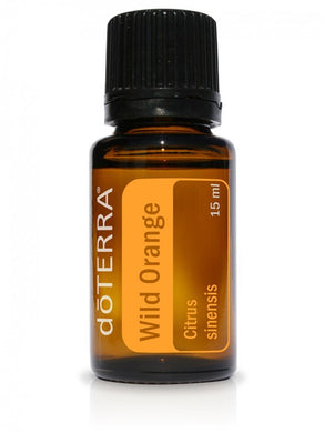 Wild Orange Essential Oil 15ml