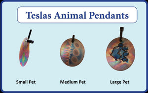 Tesla Animal Pendants