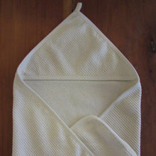 Load image into Gallery viewer, Baby Hooded Handloom Towel
