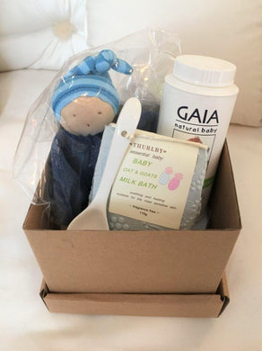 Bath Time - Baby Gift Box