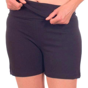 Ladies Bask Short in Black