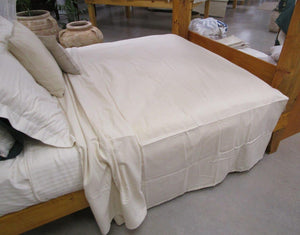 Bedspread  Handloomed Natural