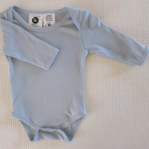 Baby Long Sleeve Body Suits - Basics