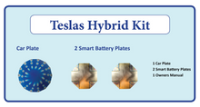 Load image into Gallery viewer, Tesla Hybrid Car Kit