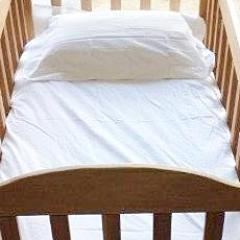 Simple Luxury Cot Sheet Sets