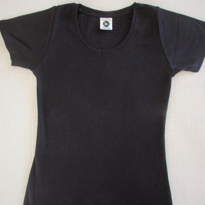Ladies Short sleeve crew