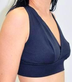 Ladies Crossover Bra Top
