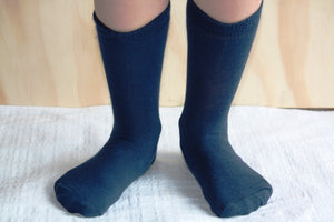 Organic Cotton Socks for 9-14 years