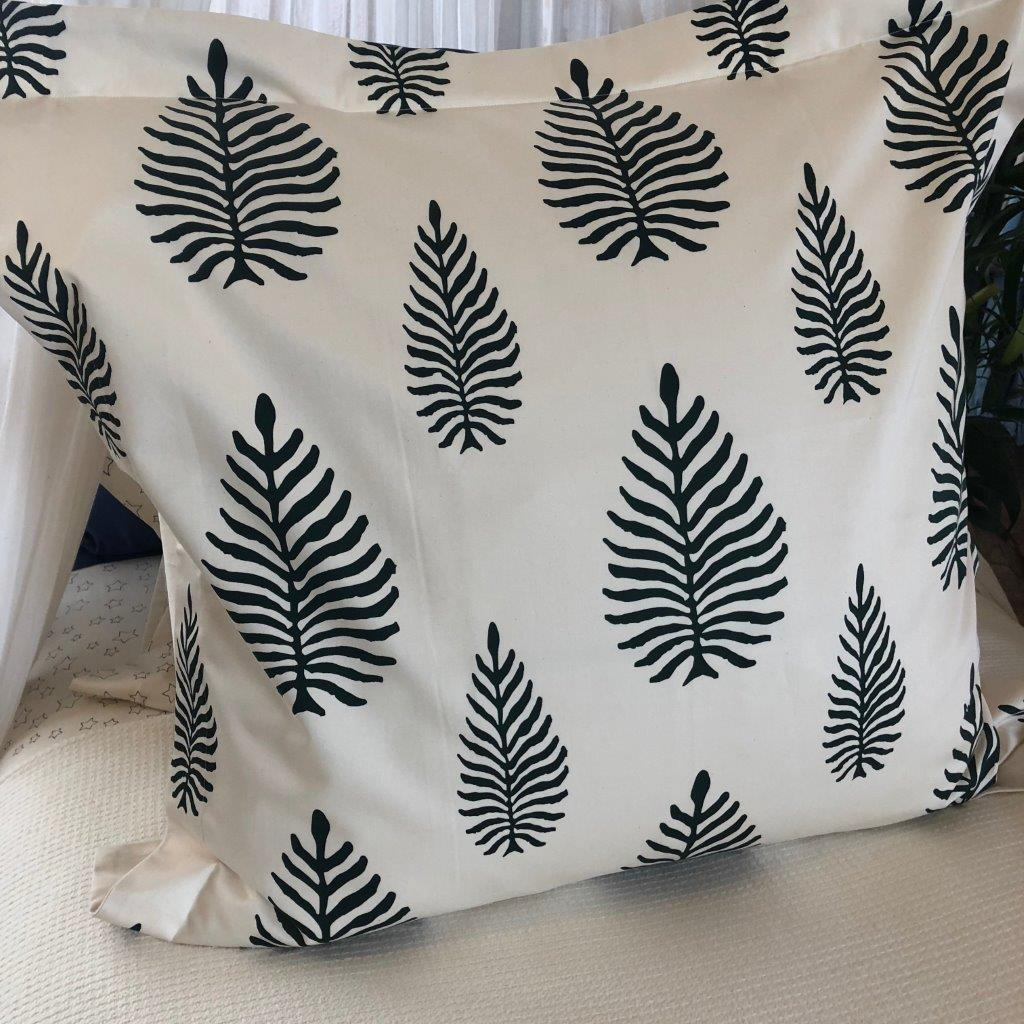 Pillow Cases in Magnificent Pine Print