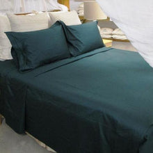 Load image into Gallery viewer, Magnificent Sheet Set in Emerald