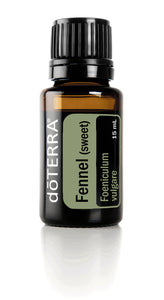 Sweet Fennel Essential Oil  15ml