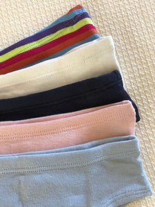 Organic Cotton Briefs for girls