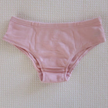 Load image into Gallery viewer, Organic Cotton Briefs for girls